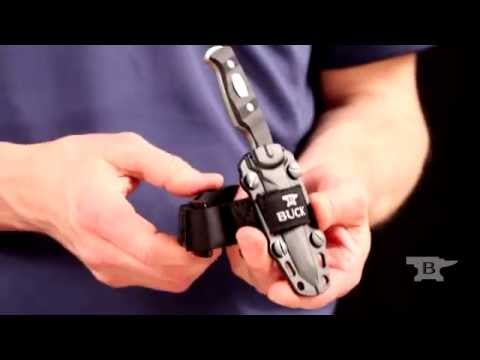 Buck 616BKS Buck Ops Boot Knife video_1