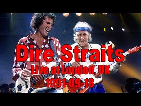 Dire Straits - Live at London, UK - 1991-09-18