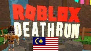 Roblox Lari Mati ????? [Roblox Deathrun] Roblox #Malaysia