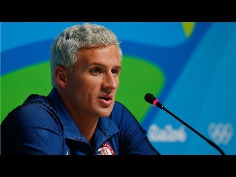 RYAN LOCHTE APOLOGIZES / 2016 OLYMPIC SCANDAL - TMZ - ESPN - HILLARY CLINTON - OBAMA COMEDY VIDEO