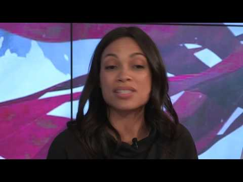 Rosario Dawson On Why She's Supporting Bernie Sanders