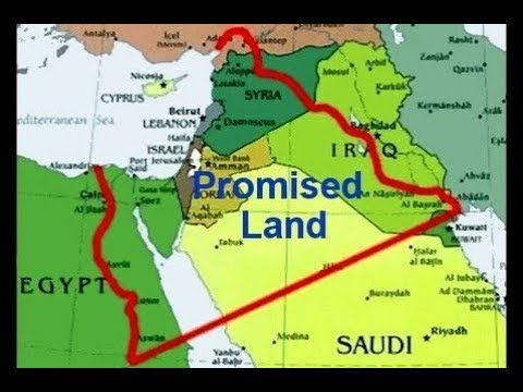 Israel is in AFRICA : The Promised Land Outlined   YouTube