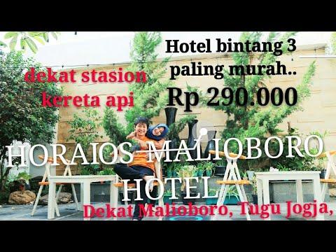 review-hotel-bintang-3-💫-deket-malioboro,stasiun-jogja,tugu-jogja,-murah-|-horaios-malioboro-hotel