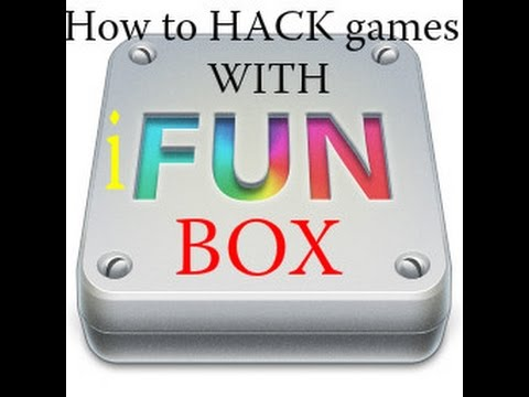 How To Hack Games With IFunBox