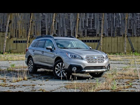 2015 Subaru Outback 3 6r Limited Car Review Youtube