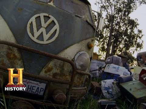 American Pickers: The Volkswagen King | History