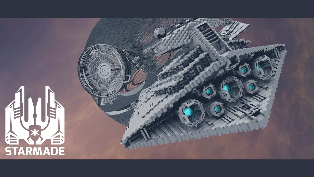 Imperial Star Destroyer | StarMade Dock