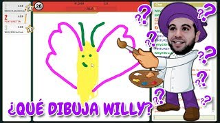 ¿QUE DIBUJA WILLY? - PINTURILLO 2