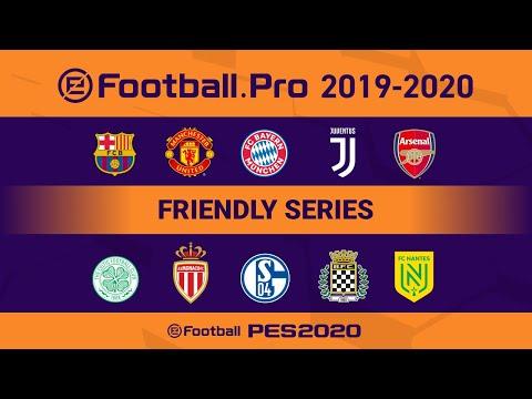 eFootball.Pro Friendly Series