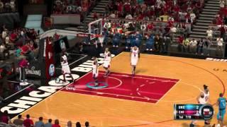 NBA 2K12 Official Gameplay: Oklahoma City Thunder vs. Chicago Bulls [PC]