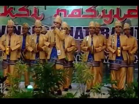Nasyid Padangsidempuan Tingkat Prov. 2014 (Lagu Wajib)