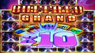 ⭐ BUFFALO GRAND ⭐ HUGE WIN ★ BIG X10 BONUS ★ 70+ SPINS ★