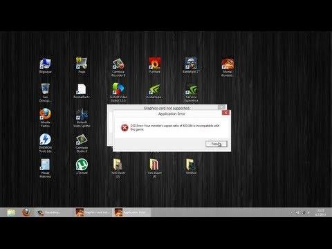 Mortal Kombat 9 Komplete Edition Pc D3D Error Fix
