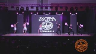 cisc 2017 cultural expression sunday night