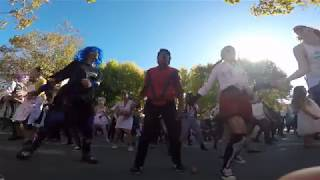 Gambar cover Thrill The World - Santa Cruz, CA 2017 - Official Thriller Dance