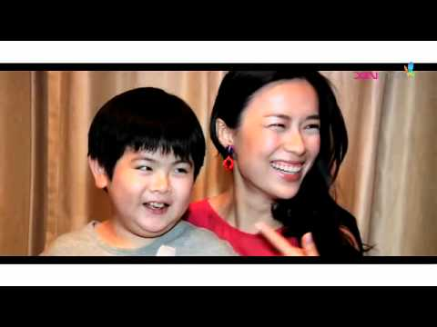 Does Rebecca Lim want to have her own child already? 林慧玲想要有自己的孩子了吗?