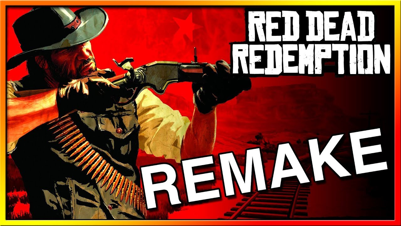 MUST WATCH!! Red Dead Redemption 1 Remake NOT Remaster Coming Late 2020 or  Early 2021!!!