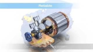 Работа холодильного поршневого компрессора Bock HA/HG в 3D(, 2016-04-04T22:09:02.000Z)