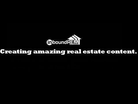 Real Estate SEO Content creation. A step by step tutorial.