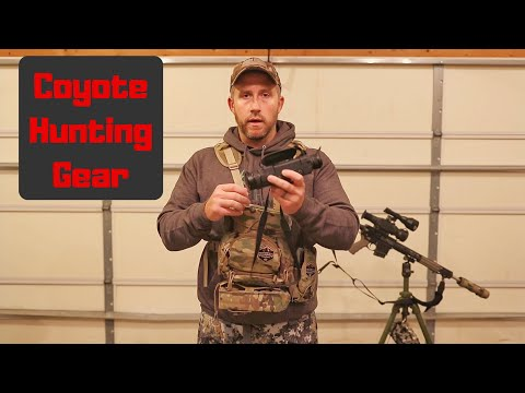 My Coyote Hunting Gear And Setup | Alaska Guide Creations
