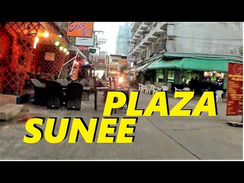 SOUTH PATTAYA : The Arab And Gay Areas Around Soi VC And Sunee Plaza