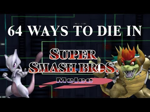 64 Ways to Die in Super Smash Bros. Melee