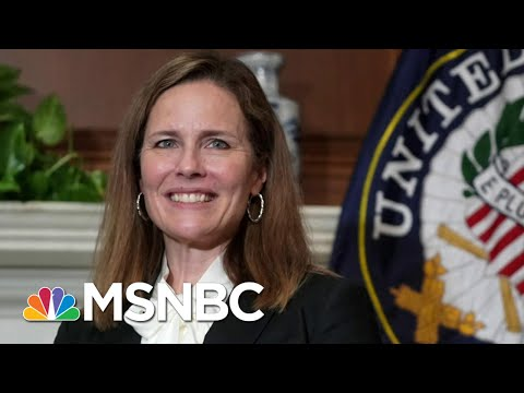 Justice Barrett Recuses Herself From Pennsylvania Voting Case | MSNBC