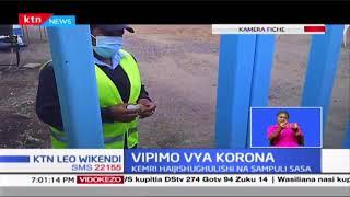 Vipimo vya Korona: Wakenya wapitia hali ngumu baada ya KEMRI kusitisha kuchukua sampuli za korona