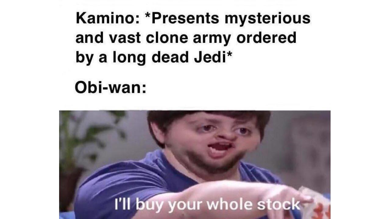 Star Wars Memes 37 Youtube