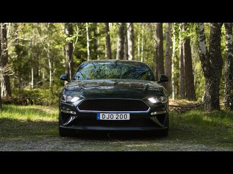 2019 FORD MUSTANG BULLITT - MOVIESTAR OR THE BEST PERFORMANCE PACKAGE?