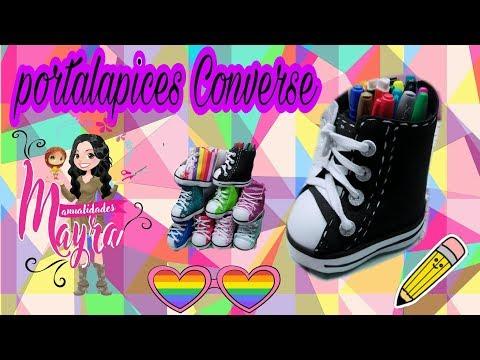 Foami Lapices All tv GomaevaFunnycat En O Star Zapato Porta Converse pGVqULzMjS