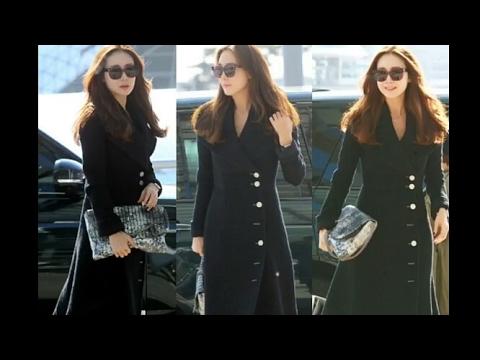 Collection of Choi Ji Woo Fashions - 최지우 패션