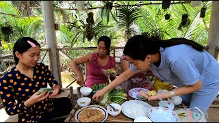 Gambar cover Da Bò Đực Cuốn Bánh Tráng - Hương Vị Đồng Quê - Bến Tre - Miền Tây