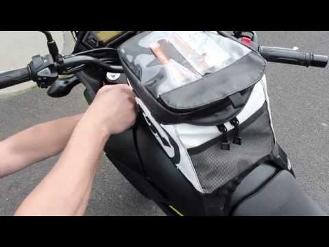 bmw r1200gs tank bag fitting instructions