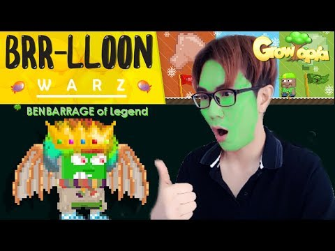 Growtopia | Brr-lloon Warz Update