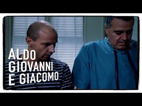 Il Professorone - Tre uomini e una gamba di Aldo Giovanni e Giacomo