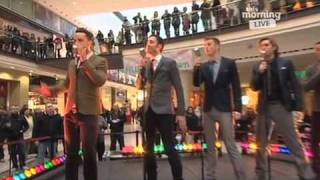 The Overtones perform Sh-boom on This Morning
