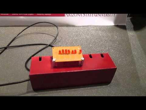ASU EGR 201 Aliasy display (Arizona Science Center)