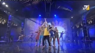 """Quello che (non) ho - COREOGRAFIA """"HYPER-BALLAD"""" DI BJORK - QUELLO CHE (NON) HO 16/05/2012"""
