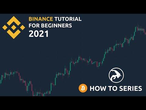 Binance Complete Tutorial: For Beginners