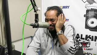"Ed Robinson Performs ""Knocking On Heavens Door"" On Talkin 4 Curry"