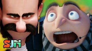 Despicable Me 3 Trailer Reaction