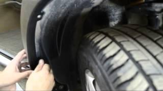ЧАСТЬ 2.  (1-й день установка передней арки)(Рено дастер установка расширителей колесных арок