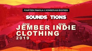 SOUNDSATIONS - Jember Indie Clothing 2019 [OFFICIAL AFTERMOVIE]