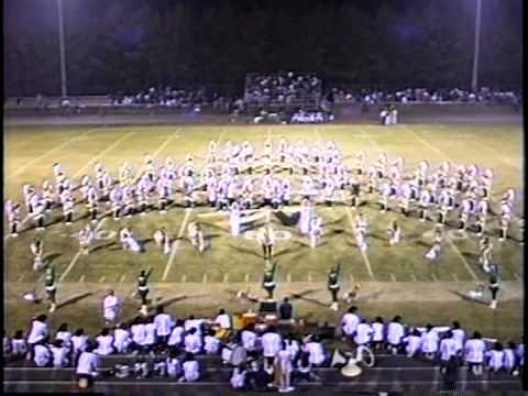 West Iredell High School Band of Warriors 1993-1994 Pregame & Show 2