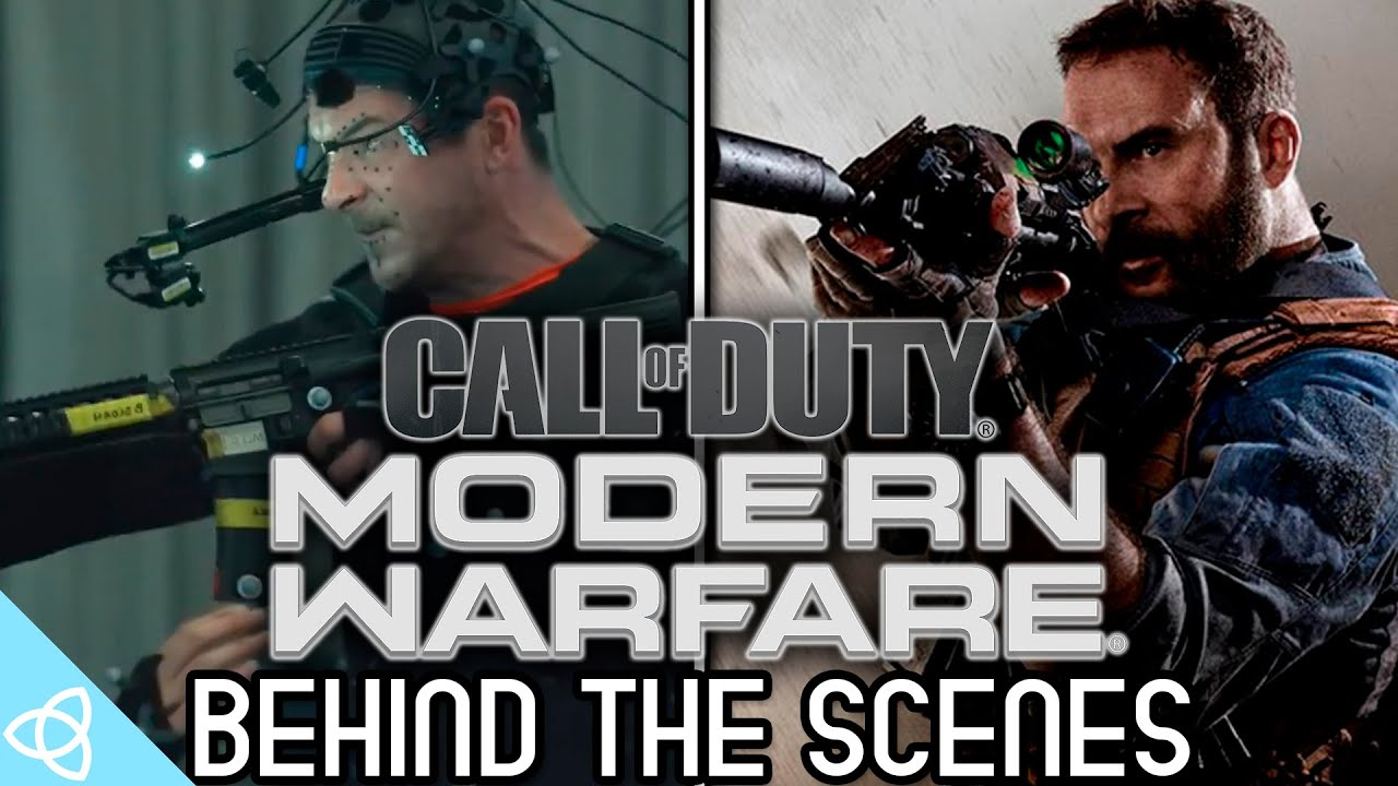 Behind the Scenes - Call of Duty: Modern Warfare (2019) [Making of]