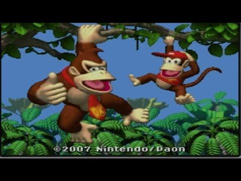 First Hour: DK Jungle Climber (Wii U - DS)