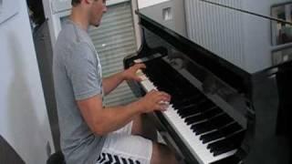 Ratatat - Loud Pipes piano