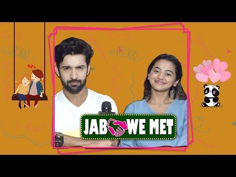 Jab We Met #47 With Rajveer Singh & Helly Shah | Sufiyana Pyaar Mera