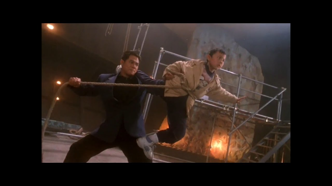 Download Jet Li's The Enforcer - Trailer (HD) (1995)